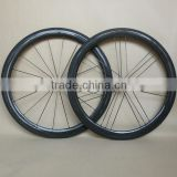 50mm carbon road bike wheels 700C ruedas carbono cubierta