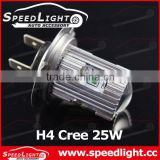 Super led auto light h1 h7 h4