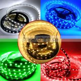 Good price 5630 led strip rgb low voltage 12V non waterproof IP20 IP44 5m 3528 led flexible strip light 5050 led bar lights
