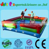commercial inflatable arena for adults, inflatable gladiator joust for sale,inflatable fighting arena                                                                         Quality Choice
