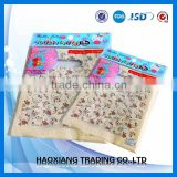 Hot selling Transparent Plastic Resealable Opp Bopp Self Adhesive bag Garment Packaging Bags