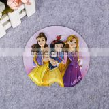 creative cartoon shape 3d pvc plastic embossed card blister card pvc card with full color printing
