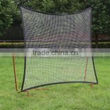 Adjustable soccer rebounder net training equipment for multi training                                                                         Quality Choice