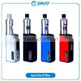 cool fire 4 plus 70w kit 3300mAh battery mod full kit with iSub G tank VS Kanger Subvod