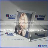 2016 New Design Acrylic Photo Frames/ Acrylic Photo Frames 4x6, High Quality Acrylic Photo Frames