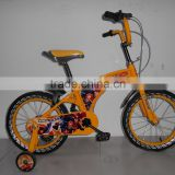 "16"" kids bike, exercise children bike with training wheels                                                                                                         Supplier's Choice"