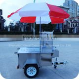 2014 Hot and Popular Mobile Small Outdoor Food Snack Trailer Equipment with CE XR-CC120 A