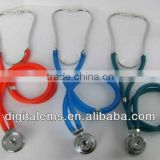 2014 cute stethoscopes/digital stethoscope/sprague rappaport stethoscope with clock