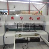 Latest Product Full Automatic Corrugated Carton Printing & Slotting Rotary Die-cutting machine