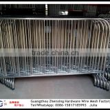 China suuplier wholesale 201 stainless steel crowd control barrier for metro station ZX-JTHL06