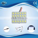 ultrabright 2835 serise Taiwan Epistar chip 12v car led light auto accessories
