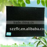Activated carbon fiber air filter fabric media low price