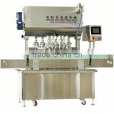 6 heads automatic bottle lotion filling machine for production line                                                                                                         Supplier's Choice