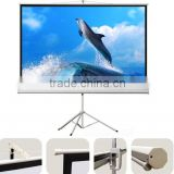 60-120 inch video projector screen portable screens for projectors projector screen portable