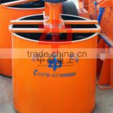 High Efficiency Liquid Mixer Agitation Tank With Bigger Impeller Diameter / Linear Speed