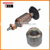 rotor and stator 220v motor kit for Bosch 6-100 angle grinder