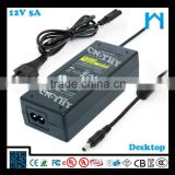saa power supply cord 12v 5a ac dc adapter 12vdc 60w for cctv/led/lightings power adapter
