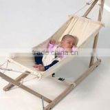 portable baby hammock and stand