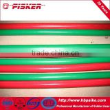 light weight high-pressure flat agriculture and mining water hose acetylene oxygen hose made in China
