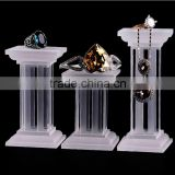 Acrylic display stand Customized acrylic jewelry display stands wholesale plexiglass jewelry display acrylic display stand