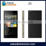 Z3 5.0inch chinese android cellphone 3g wifi with a good camera mobile phone