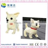 Walking and barking chihuahua dog plush toys electric toy                                                                         Quality Choice