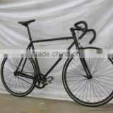 700C Aluminum Alloy Frame Carbon fixie single speed Fixed Gear Bike mens bike