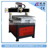 600*600mm Cheap Printed Circuited Board CNC Router Protel99&CopperCAM Software ZK-6060