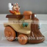 New bubble mini train, Mickey Mouse Model children's educational toys