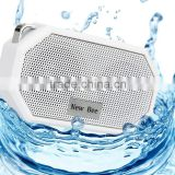 OEM/ODM speaker NEW BEE Wireless Bluetooth 4.0 Waterproof Outdoor & Shower Speaker with 3W Speaker/Mic/Hands-Free Speakerphone