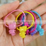 Hairband Kids Elastic Hair Bands Tie Elastic Children Rubber Carton Round Ball High Quality(20 Pcs)