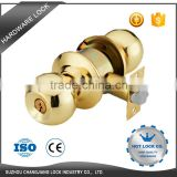 Stainless steel pocket hook bolt door lock for balcony