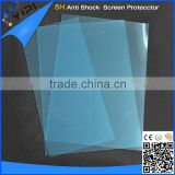 anti glare anti shock anti sratch lcd tv screen protector/guard/film roll material for all mobile band