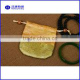 High quality Chinese mixed brocade jewelry pouch