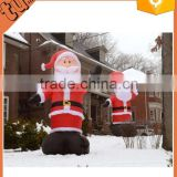 hot sale custom wonderful giant Inflatable Santa Claus Balloons, Christams inflatable for Christmas Outdoor Decoration