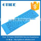 Bluetooth 3.0 mini keyboard for smartphone Gtide KB651F is a type of wireless keyboard for panasonic viera .lg.smart tv