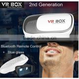 High-tech newest design Big vision glasses 3d virtual reality glasses