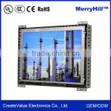 LCD LED Panel IR Touch 15/17/19/22/24/26/32 inch Electronics Open Frame Industrial Monitor