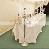 Hot sale tall floor standing candelabra , wrought iron floor standing candelabra , wedding floor candelabra