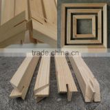 1.5 inch deep DIY wooden Stretcher bars for oil painting / prints