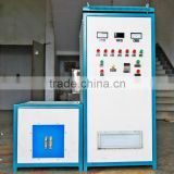 High temperture induction coil for induction furnace