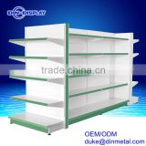 Hot Sale Shop Mall Use Supermarket Gondola Shelf & Shelving Supermarket Display Rack
