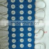 LED Module 12V IP67 2835 smd led module 3 chips led smd module injection for display screen