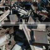 HMS 1 & 2 Scrap Iron Scrap HMS 1 & 2 Iron Scrap Metal, Melting Iron