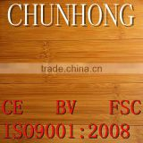 high grade elegant tongue and groove carbonized horizontal waterproof indoor bamboo flooring