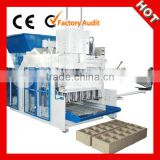 Concrete Construction QT6-15 Fully Automatic Concrete Block Making Machine Made in China