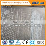 High quality hesco type military barrier / gabion hesco blast wall / hesco barrier (FACTORY MANUFACTURER)