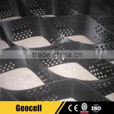 honeycomb gravel stabilizer grid geocell price