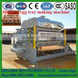 China fruit tray moulds factory specialize in molded pulp machine/Shoe tray machine/egg Box Egg Tray Machine