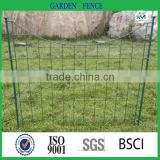 small garden fence privacy fence/decorative garden fence/temporary privacy fencing